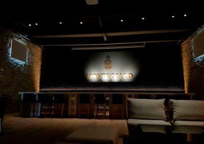 hoblolght proyecto iluminación Montecillo